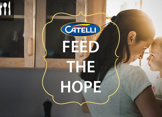 Catelli's Feed the Hope Campaign will help the Calgary Food Bank