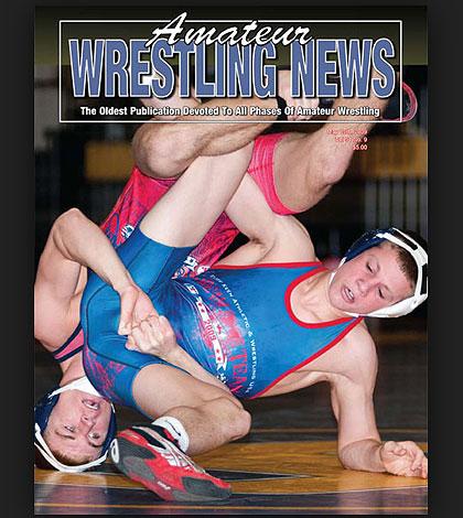 Amateur Wrestling News 119