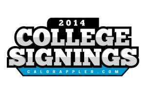 College Signings 2014