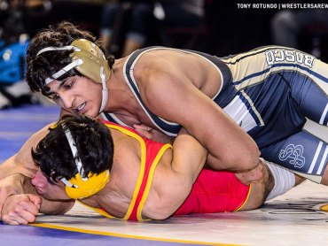 2015 CIF State Wrestling Finals Videos