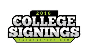 California Wrestling College Signings 2016