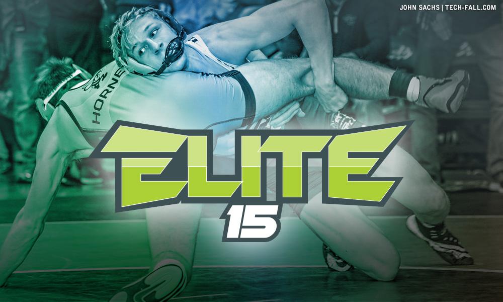 California Wrestling - Elite 15 Rankings