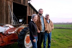 The Greying of California Farming: Success and Succession