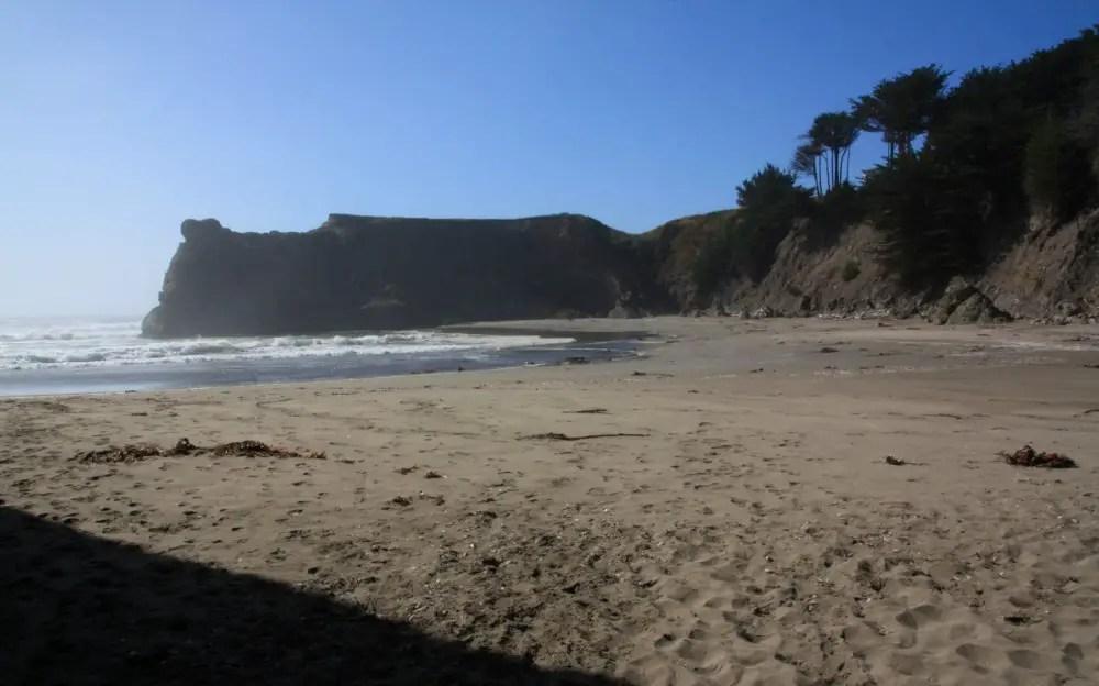 Hidden Beach of Fort Bragg, Fort Bragg, CA - California Beaches
