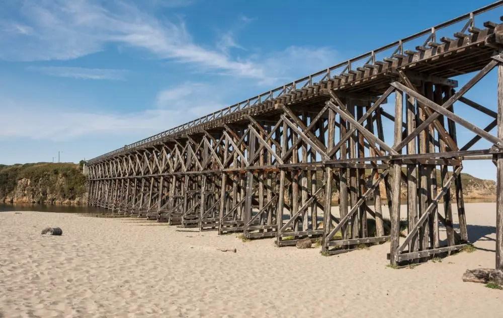 Pudding Creek Beach, Fort Bragg, CA - California Beaches