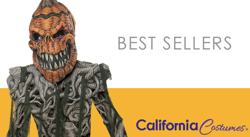 California Costumes - Characters Come to Life