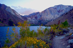 Convict Lake (9/17/14) Alicia Vennos/Mono County Tourism
