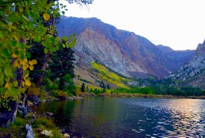 Parker Lake (9/14/14) Alicia Vennos/Mono County Tourism