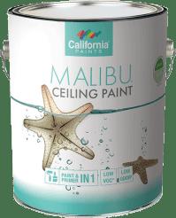 Malibu Ceiling White - California Paints