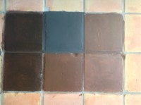 Tile Staining Services