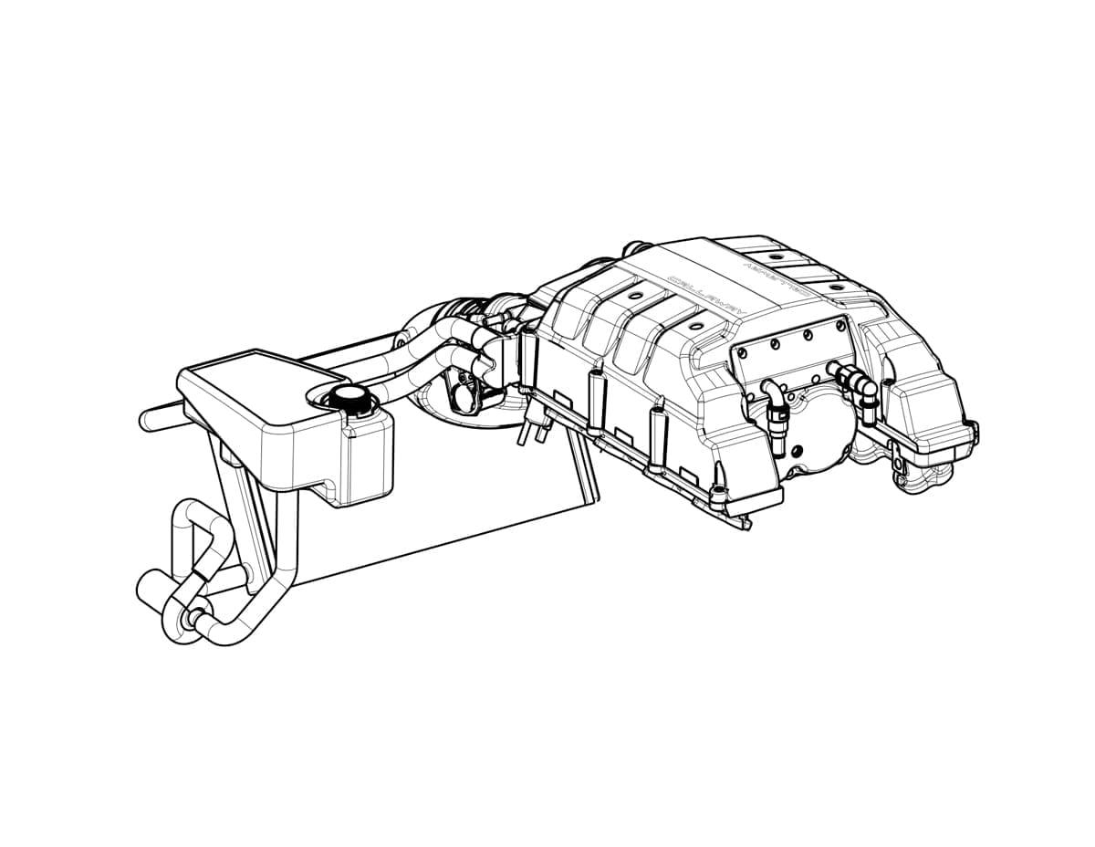 Callaway Cars ledningsdiagram