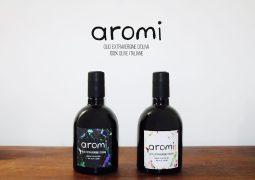 Branding e Packaging per Olio Aromi