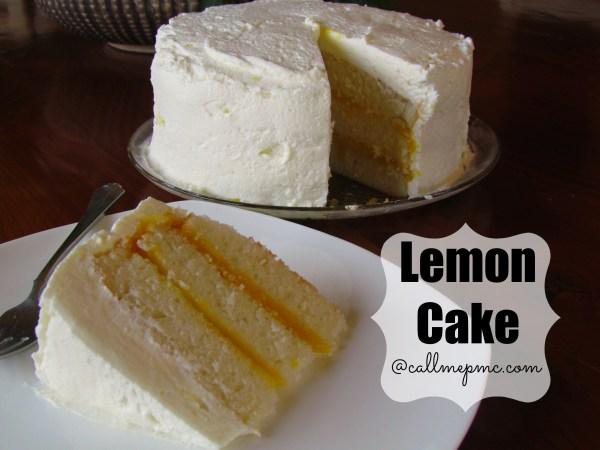 Lemon Cake #desserts #lemon #callmepmc