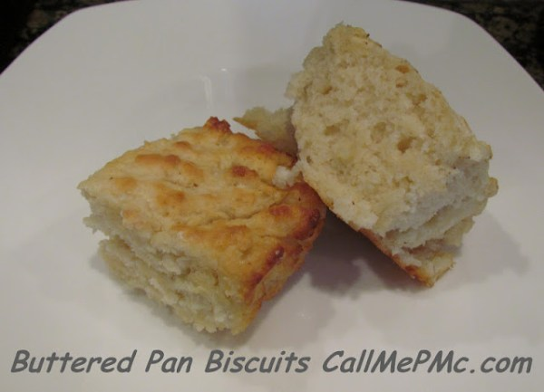 Buttered Pan Biscuits #callmepmc