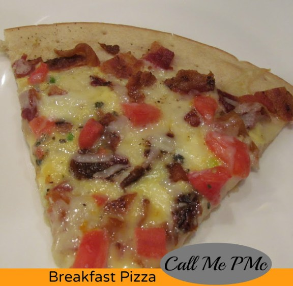 Simple and Delicious Breakfast Pizza