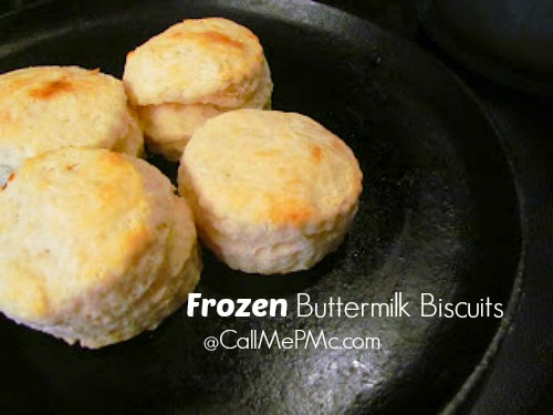 frozen buttermilk biscuits #biscuits