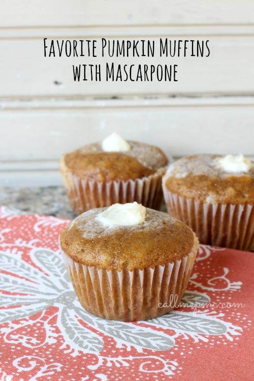 Pumpkin-Muffins-Mascarpone #callmepmc httpwww.callmepmc