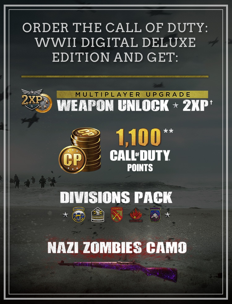 Call of Duty® WWII Resistance - Event