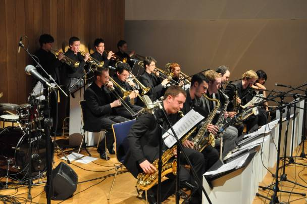 The Callum Au Big Band