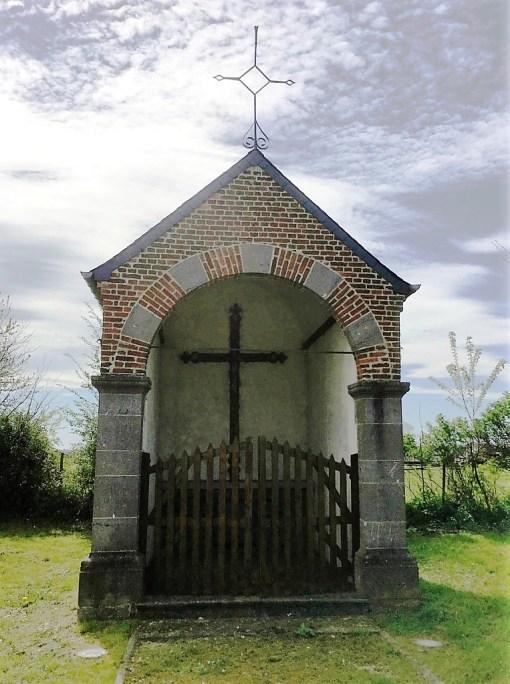 Calvaire D104 vers Sivry lieu-dit Cromboulie