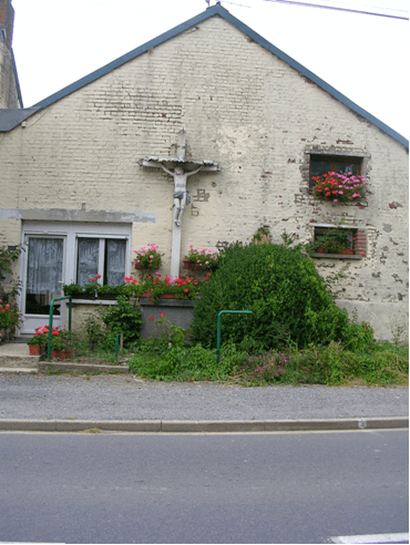 Calvaire rue d'Avesnes