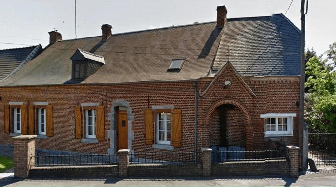 Calvaire Rue Victorien Cantineau D934