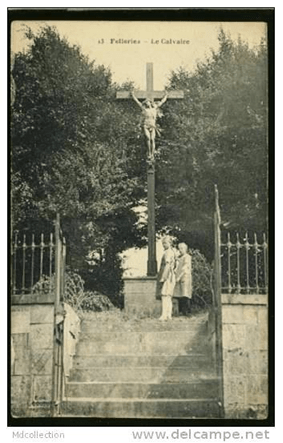 Calvaire de Felleries vers 1900