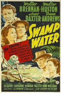 Swamp water movie poster 2