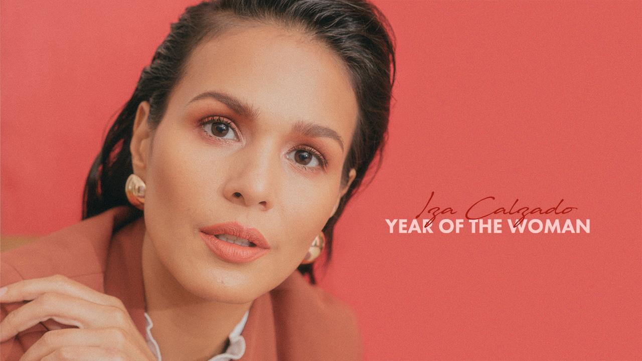 Iza Calzado Year Of The Woman Calyxta