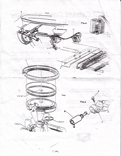 1969 camaro cowl induction wiring diagram