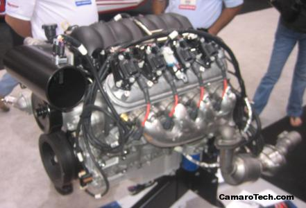 Performance Chevy Crate Motors and suppliers - CamaroTech