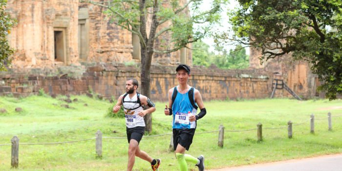 The 6th Khmer Empire Marathon will be held on Sunday 4th August 2019