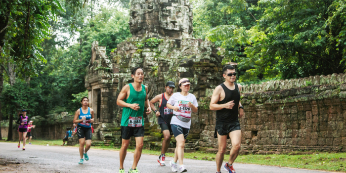 The 5th Khmer Empire Marathon will be held on Sunday 5th August 2018