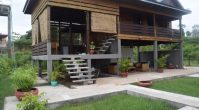 Modern Wooden House for sale at Kosh Dach | House for sale ...