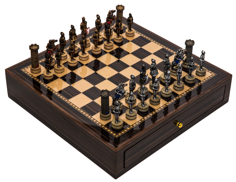 Fullsize Of Medieval Chess Set