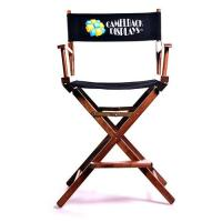"24"" Gold Medal Commercial Director Chair 