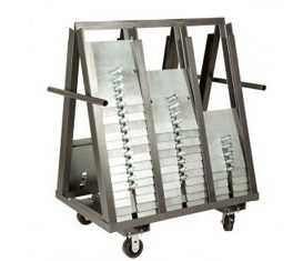 Pipe & Drape Base Carts