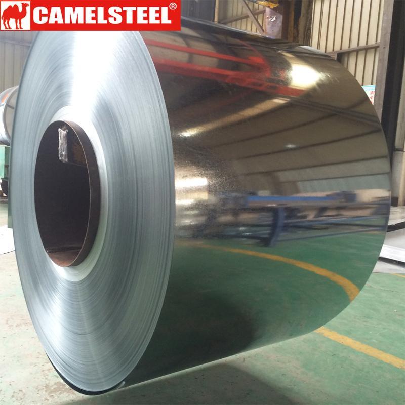 Galvanized Steel Coil - Camelsteel