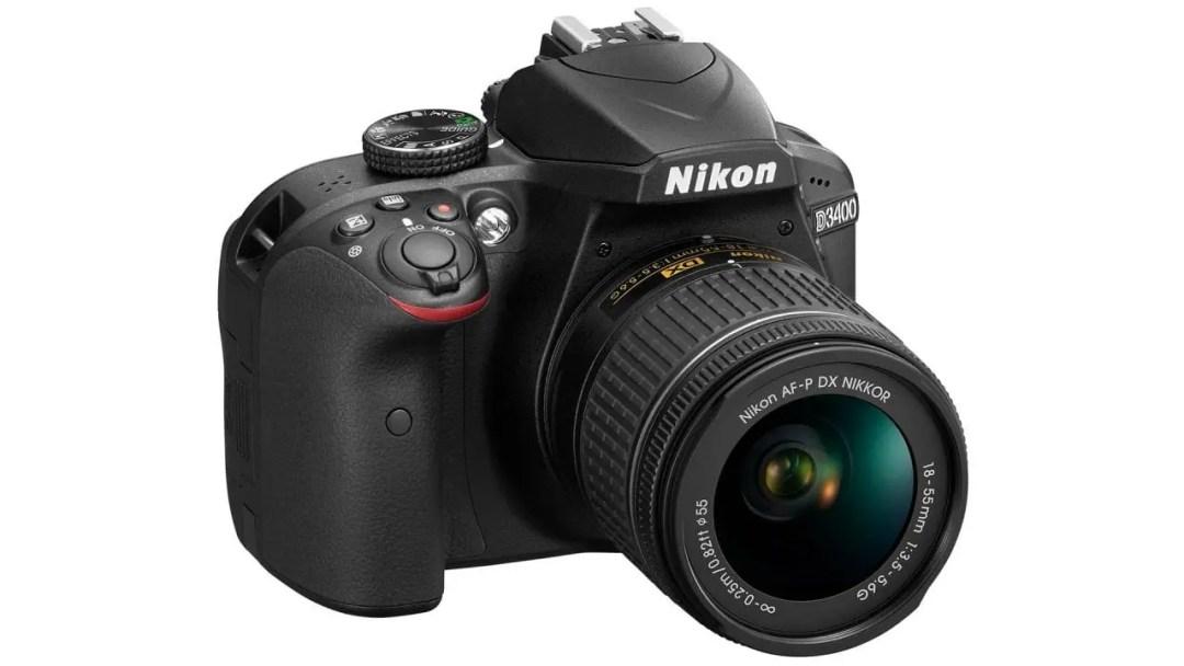 Nikon D3400 Announced Camera Jabber
