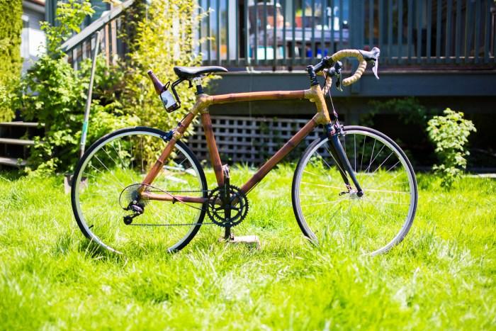 10 Speed Bamboo Bike Build
