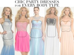 Alluring Dresses Eral Styles Different Body Types Camille La Vie Styles Work Prom Dress Styles Dresses Your Body Type Prom Dresses Party Styles