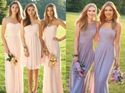 Small Of Lilac Bridesmaid Dresses