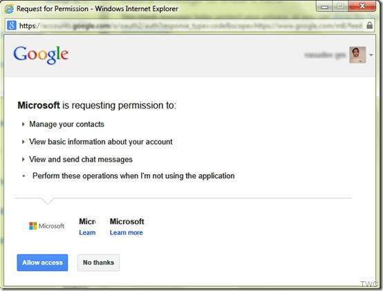 Configurando Chat en Outlook.com 4