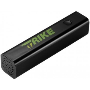 Cargador de batería con altavoz personalizado