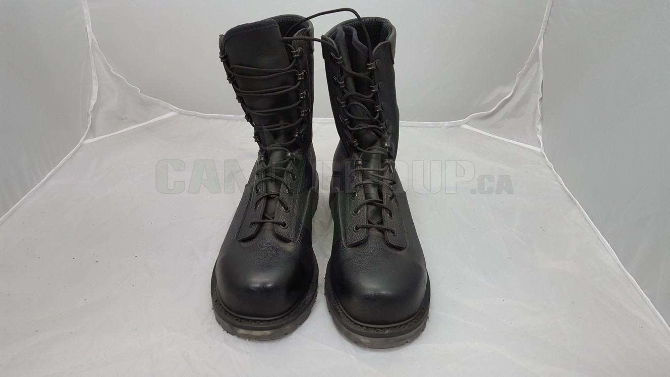 Canadian Army Mk4 Safety Boots Central Alberta Military