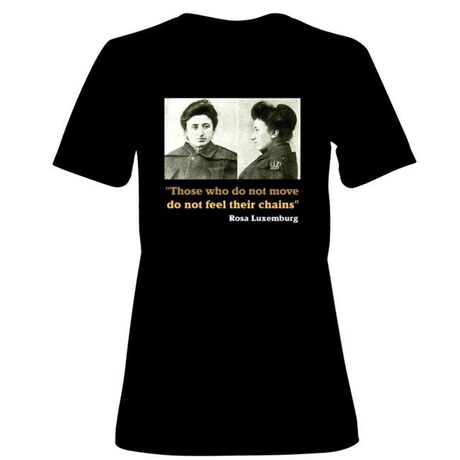 Rosa Luxemburg femal