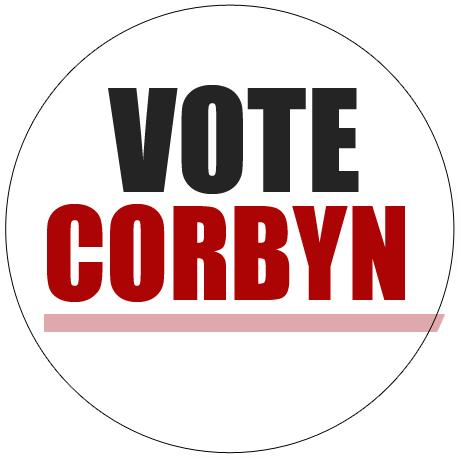 Vote Corbyn