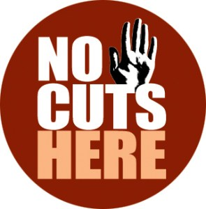 No cuts here