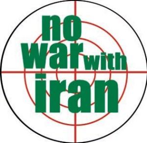 No war with Iran
