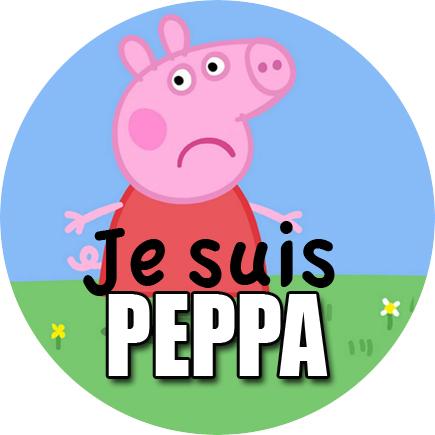 Je suis Peppa